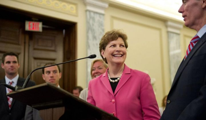 Shaheen-Portman: The Little Energy Efficiency Bill That Could