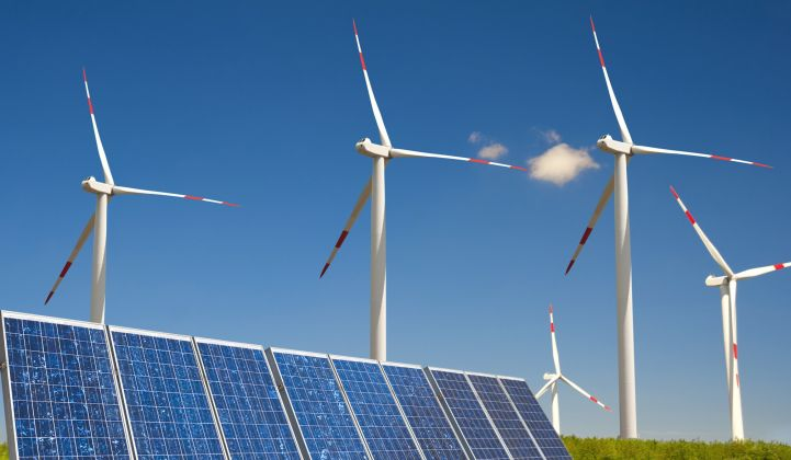 Renewables to Account for a Third of Global Power Generation in 2022