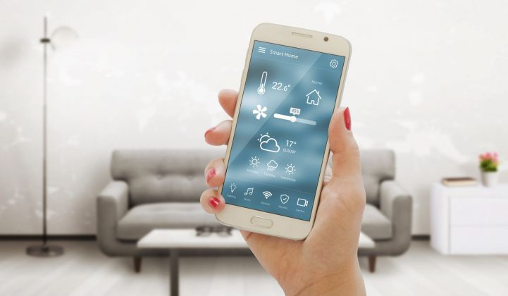Consumers can use connected devices to increase convenience and comfort.