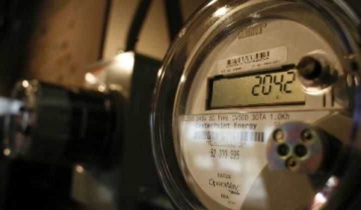 GE, Silver Spring Land ComEd Smart Meter Pilot