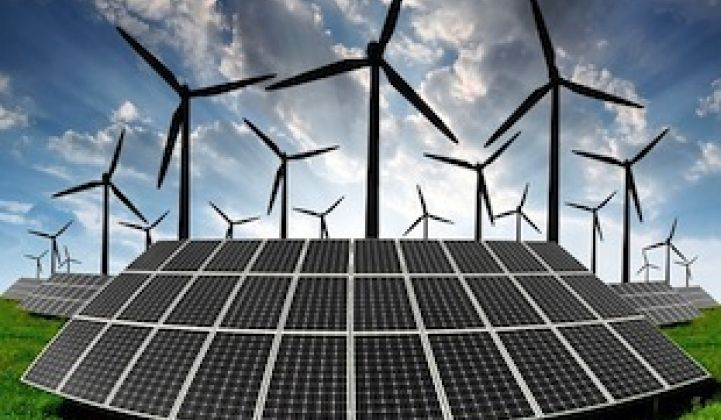 Wind, Solar Split on Energy Tax Reform Plan