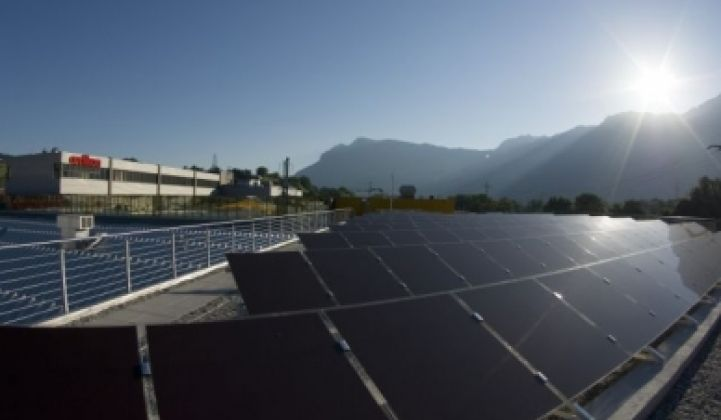 Intersolar: Will Oerlikon's Silicon Rival First Solar? And More!