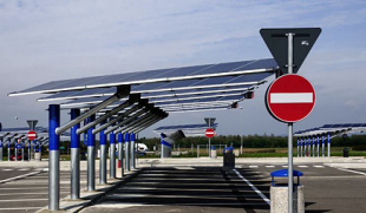 US Solar Carport Market Poised for Record Year, Continued Growth