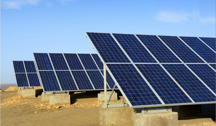 Latin America's Solar Market Grew 370% in 2014, Installed 625MW