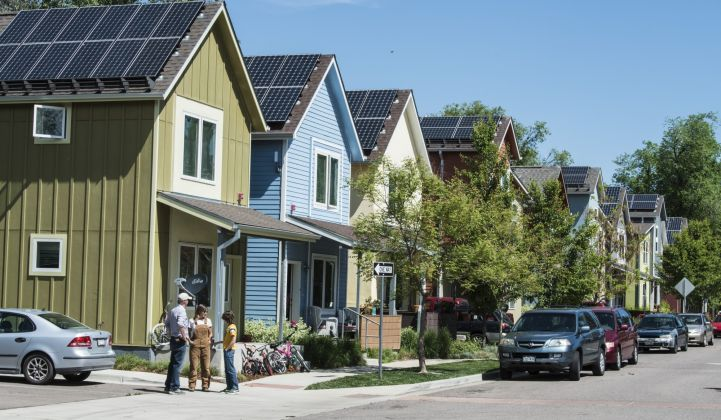 The residential solar customer is changing.