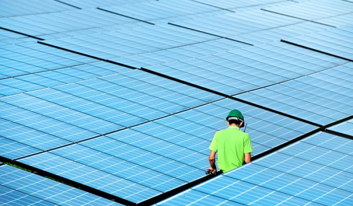 Here Are the Top-Ranked Global PV Monitoring Firms