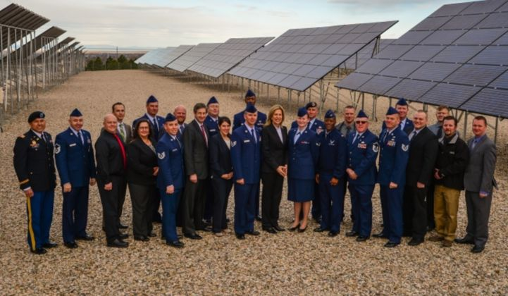 Without Strong Recruitment of Veterans, Clean Energy Companies Miss Out on a Competitive Advantage