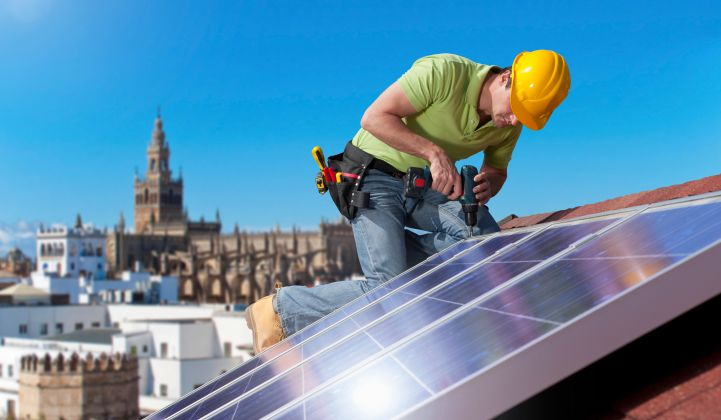 Broadband providers are aggressively moving into the Spanish rooftop solar market.