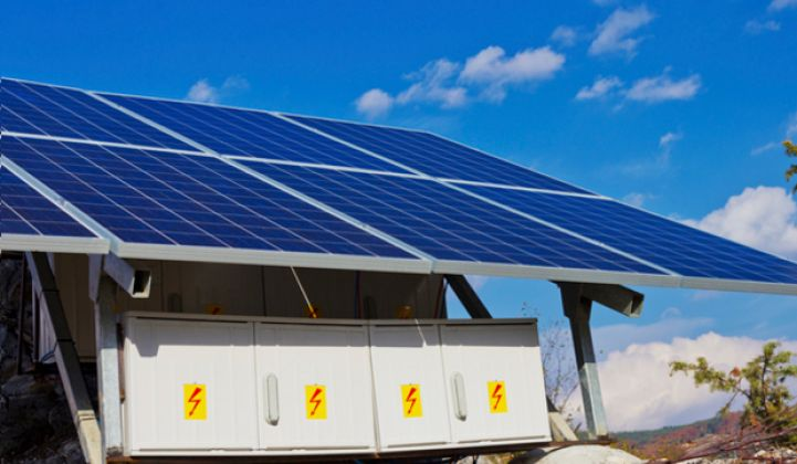 Solar-Plus-Storage Poised to Beat Standalone PV Economics by 2020