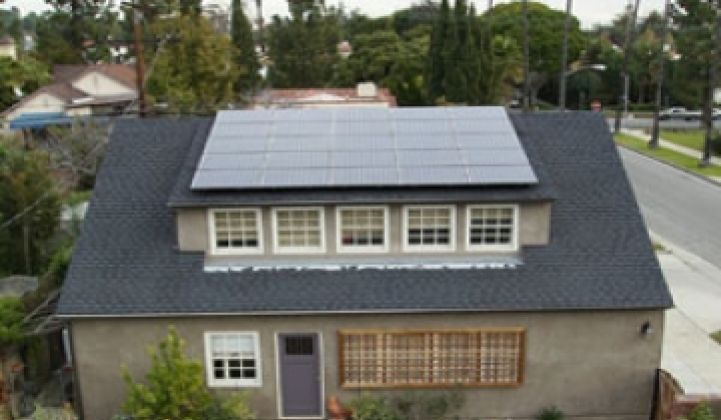 First Solar Panels Big With SolarCity Customers