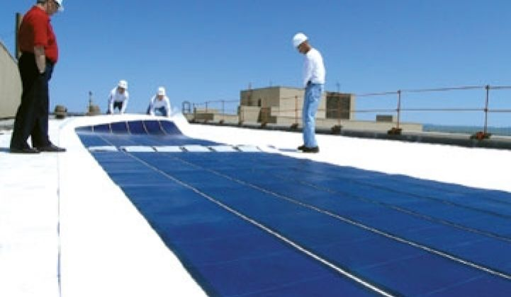 Roofing Giant Johns Manville Enters Solar Market
