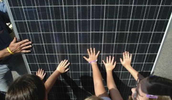 Solar Investments Stand to Yield Millions for Local School Children
