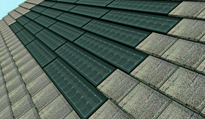 Solar Panel Roof Shingles >> A Note To Elon Musk And The Brothers Rive On The Lure Of Integrated