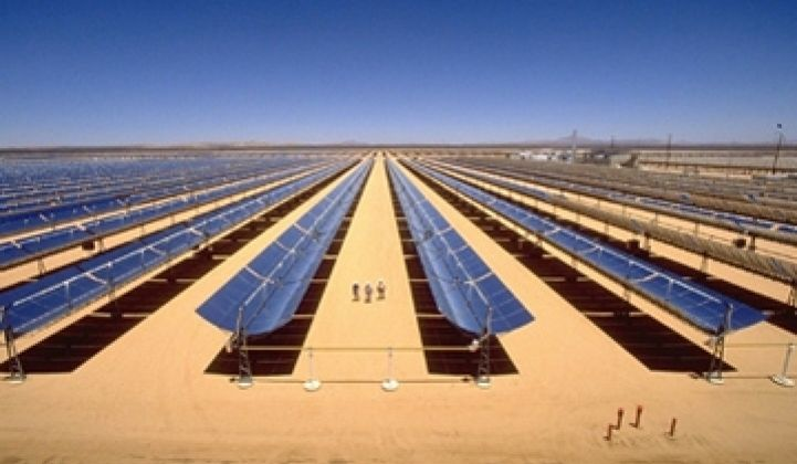 The Sunset of Solel, Siemens and Solar Trough CSP Technology