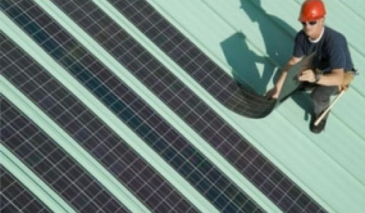 SoloPower Raises More Funding for Flexible CIGS Solar Panels
