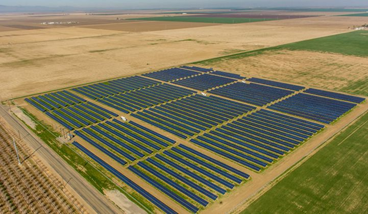 DOE Officially Marks SunShot's $1 per Watt Goal for Utility-Scale Solar