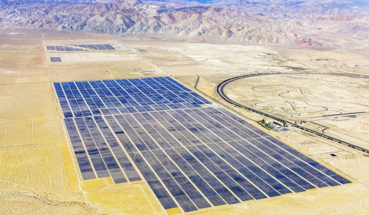 8minutenergy Boasts the First Solar Project to Beat Fossil Fuel Prices in California