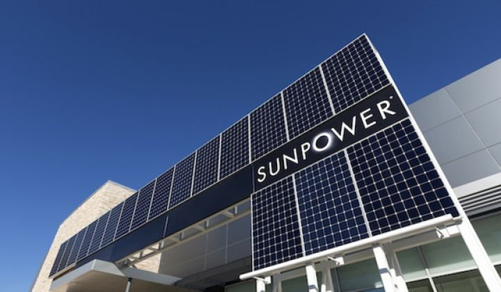 SunPower Has 'Solid' Quarter but Trims Outlook, Restructures on PV Power Plant 'Headwinds'