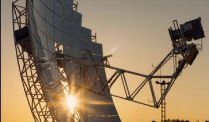 Stirling Energy Systems, Dish-Engine Solar Maker, Files for Chapter 7 Bankruptcy