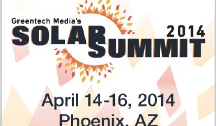 Greentech Media's Flagship Solar Conference Returns to Chart the Market's Future
