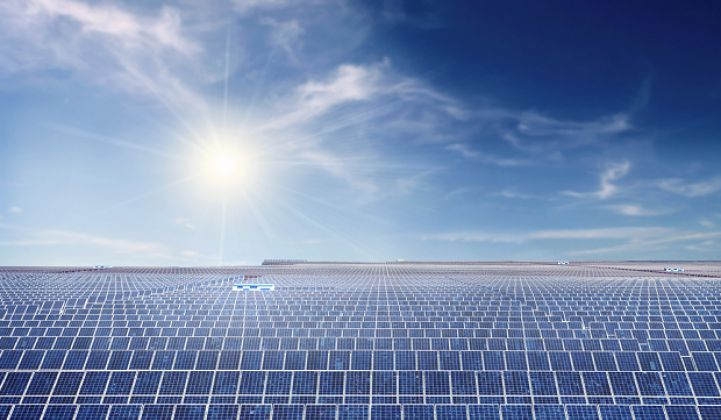US Utility-Scale Solar Market Fueled by Growth Beyond Renewable Portfolio Standards