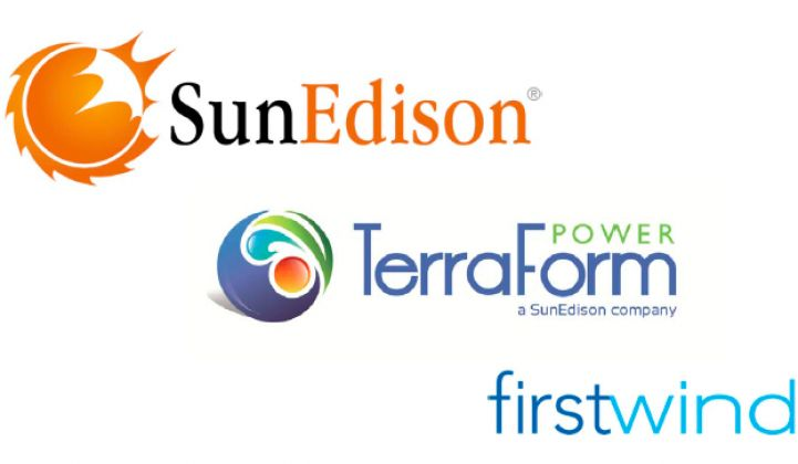 SunEdison's Brave New World: YieldCos, First Wind