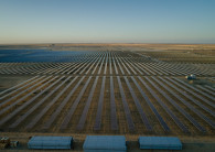 Sungrow recently finished commissioning the 205 MW Great Valley Solar Project in California's Central Valley.