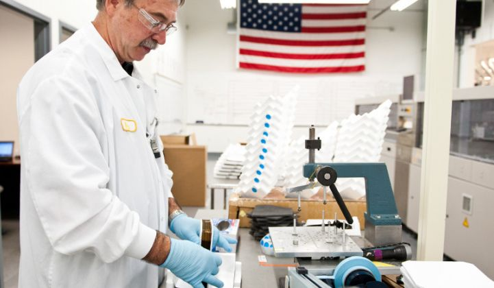Suniva solar cell manufacturing and trade.