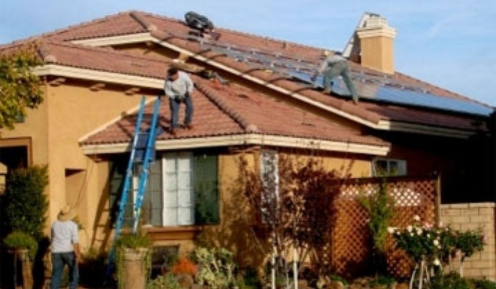 PG&E Adds SunRun to its Solar Network