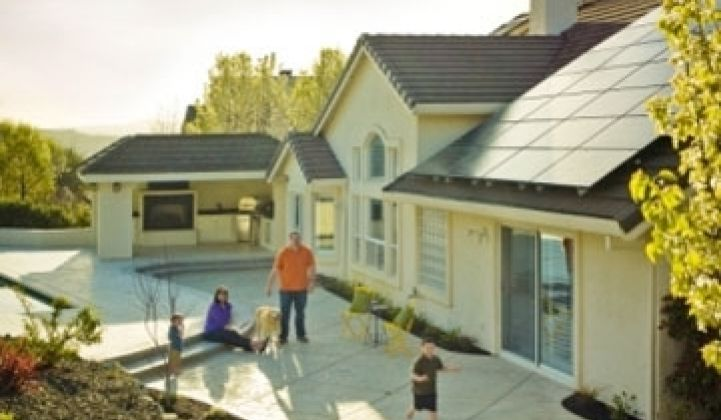SunRun's Big Month: $55M in VC for Residential PV