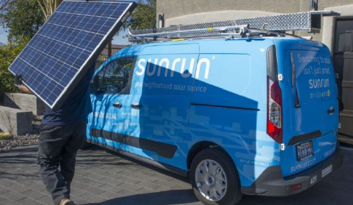 CEO Lynn Jurich: Sunrun Now 'Leading Standalone' Solar Installer, Aiming to Extend Lead