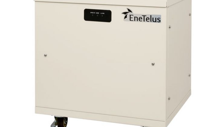 Tabuchi Electric and Geli Team Up for Solar-Plus-Storage
