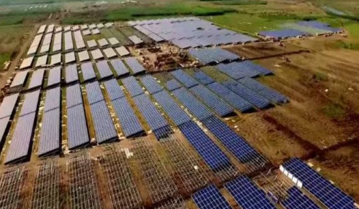 India Holds the Crown for World's Largest Solar PV Project