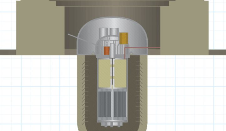 Small Modular Reactor Startup With Molten Salt Nuclear Design Wins $8M in Funding