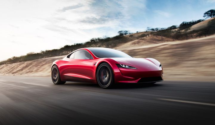 Reserving a limited edition version of the new Tesla Roadster will cost you $250,000 upfront.