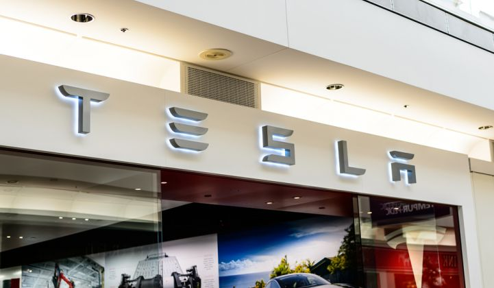 California Now Vying for Tesla's $5B Giga Battery Factory