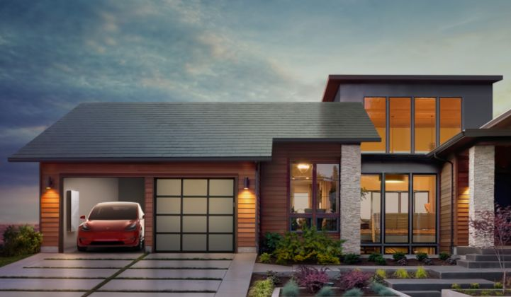 Elon Musk Unveiled a Solar Roof and Didn't Address Any Pressing Questions