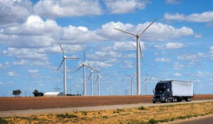 US Wind Power Activity Shot Up in the Fourth Quarter