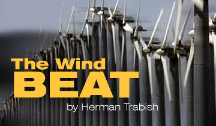 The Wind Beat: Decisions and Deals as Wind Closes 2011