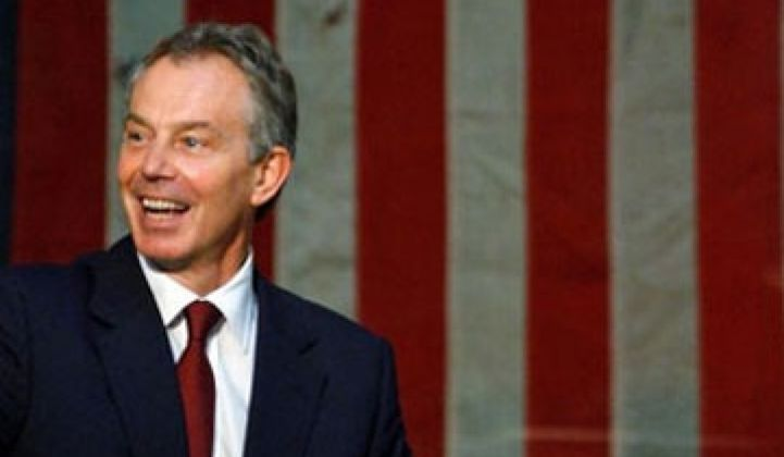Update: Tony Blair Joins Khosla Ventures as Portfolio Comes Out of Stealth