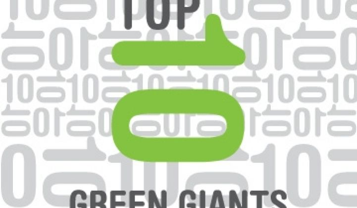 Top Ten Green Giants