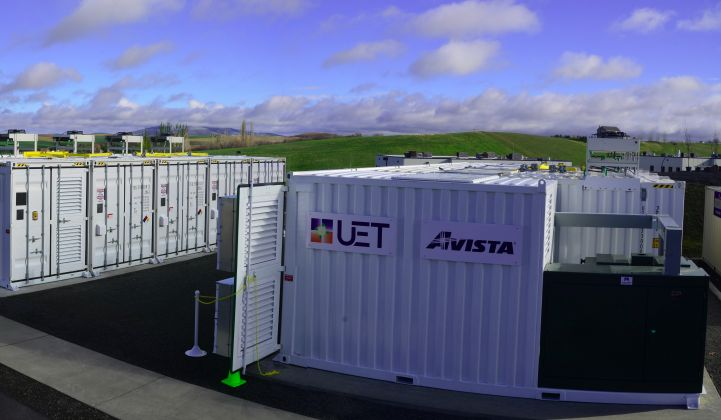 Flow Battery Builder UET Ends Year With $25M Investment From Japan's