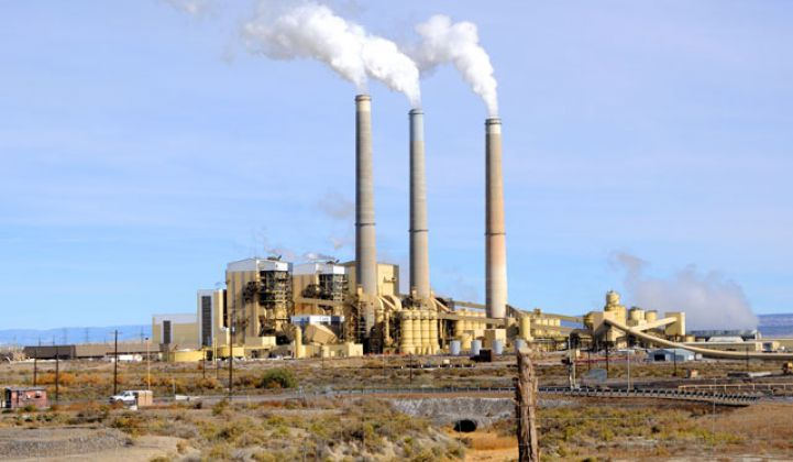 Nearly Half of Western US Power Plants Vulnerable to Climate Change