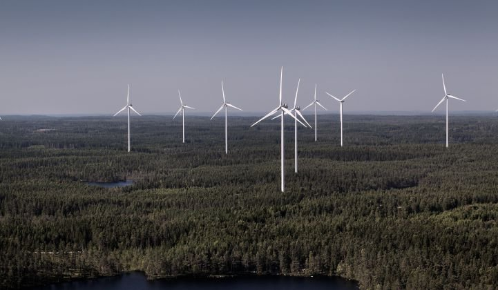 The latest generation of turbines from suppliers like Vestas is unlocking subsidy-free wind projects.
