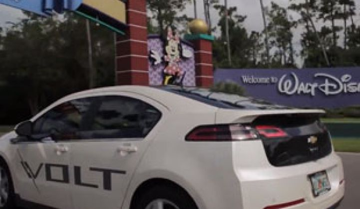 Orlando Launches Electric Car Rental to Win Hearts and Minds