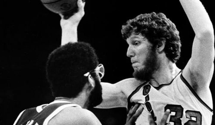 NRG Energy Unleashes Basketball Legend Bill Walton to Promote Solar Power