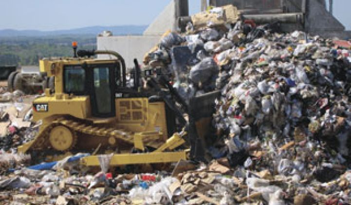Look at How Much Waste America Puts Into Landfills Compared to Europe