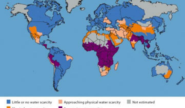 World Water Day: Trillions Needed in Investment