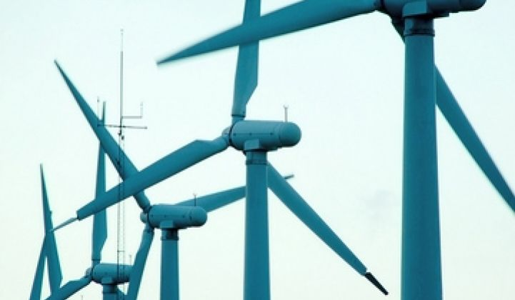 Wind Power Capacity Perks Up in 3Q