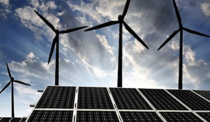 Clean Sweep: Wind, Solar Dominate New US Generating Capacity